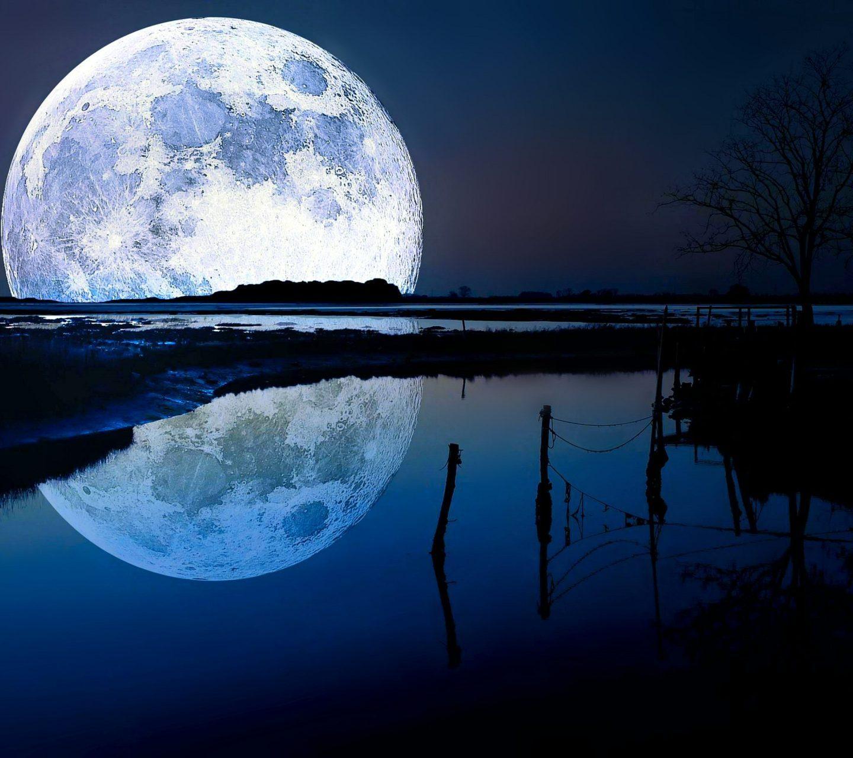 Meditatie la luna plina