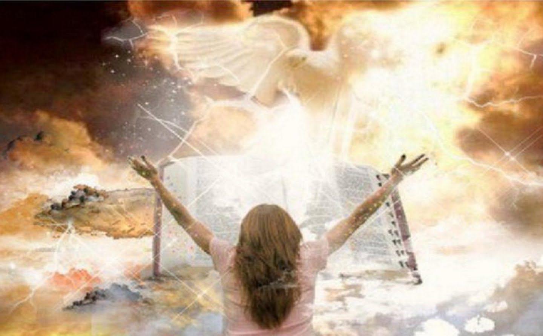 Călătorie shamanica întoarcerea înainte de naștere
