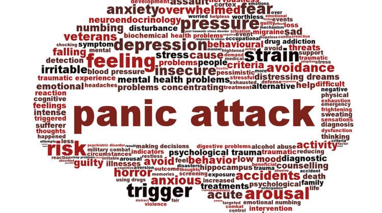 Mici buline despre atacul de panica ; Atacul de panica – teama de a leșina